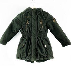 Girls DKNY Anorak Winter Coat